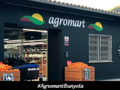 Agromart BUNYOLA