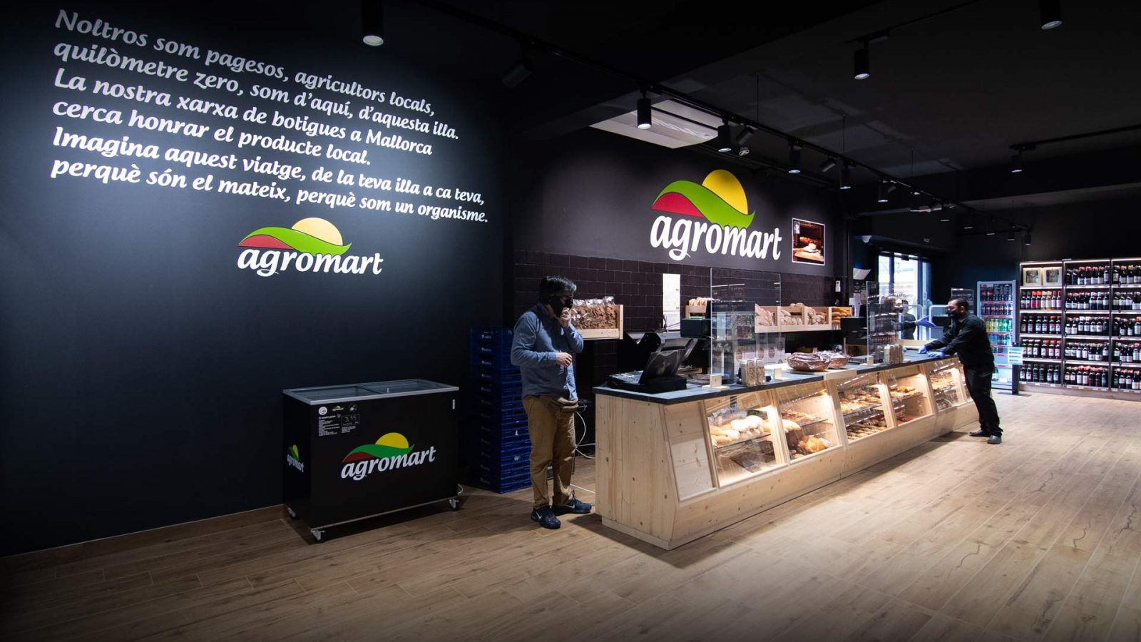 Tiendas Agromart
