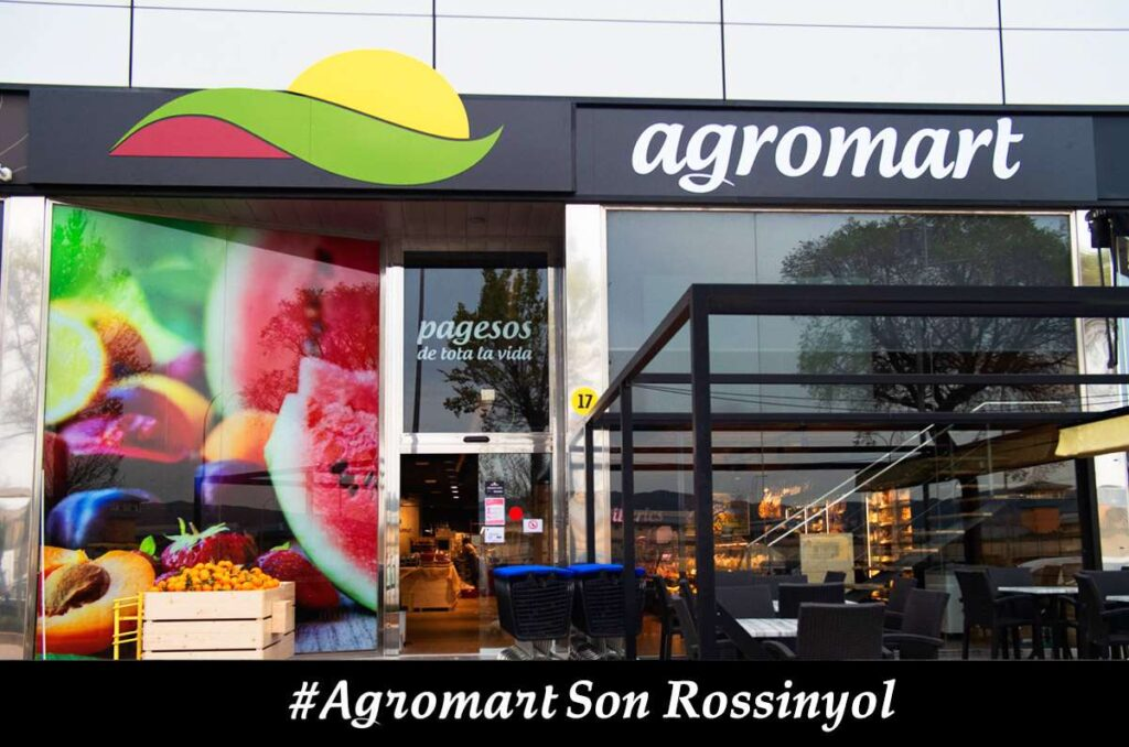 Agromart Son Rossinyol