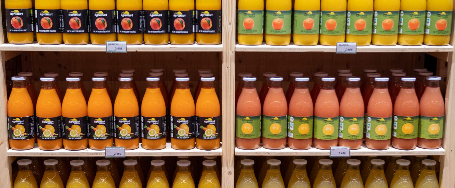 Juices and Drinks